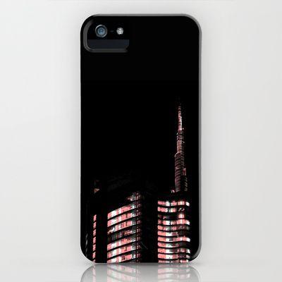 Porta Nuova - Serie Milan Lights iPhone & iPod Case by Daniel Rey - $35.00