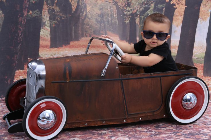 Toy Car Pedal Car Hot Rod Made in Brazilian