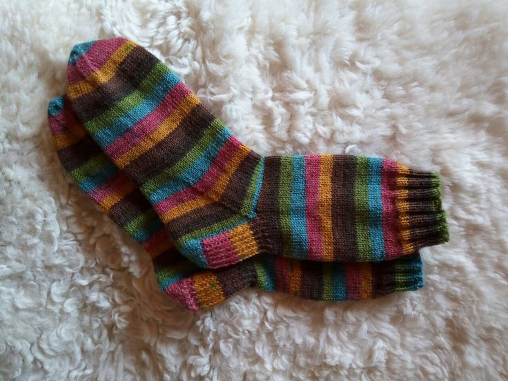 First Socks for Tete