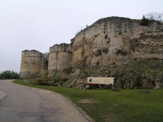 Birthplace of William the Conqueror of Normandy, King of England. Falaise, Normandy, France
