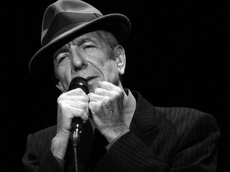 """Leonard Cohen """"poeta"""".  Fotografia: neus_fafa  11 Ago 2009."""