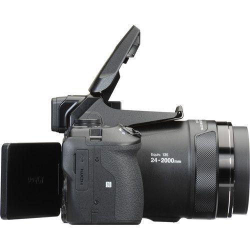 B&H Photo Video - Nikon Coolpix P900 Digital Camera (Refurbished) 26499b B&h Photo