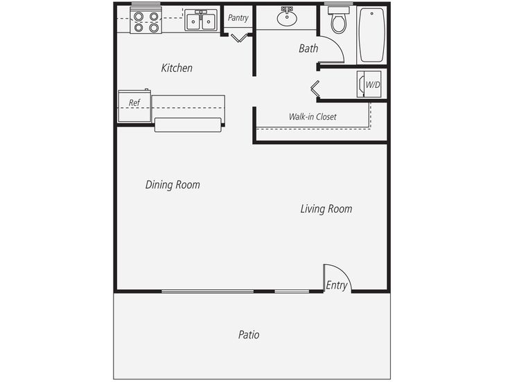 600 Sq Ft Studio Apartment Ideas