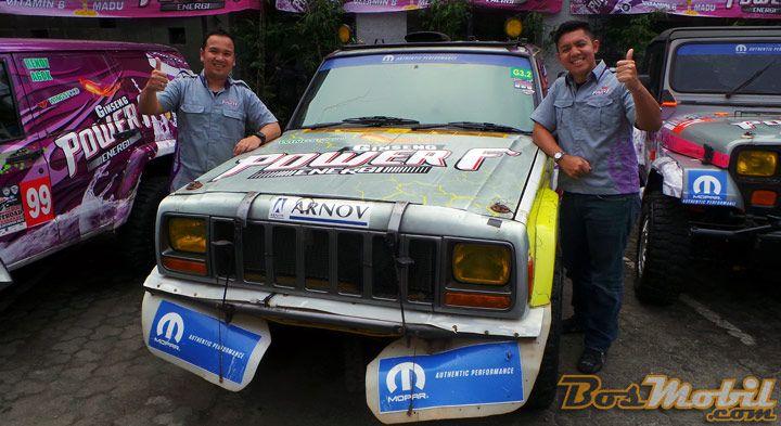 Power F Speed Offroad Team #BosMobil