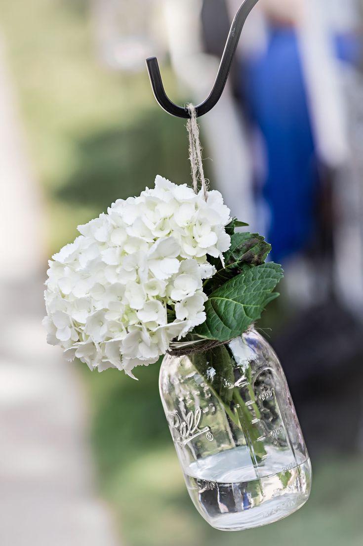 Mason Jar Vases