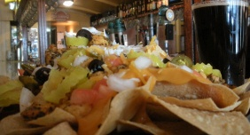 """Columbus Bar is one of Indiana's oldest continually operating bars, and houses Columbus' only brewery since Prohibition. Affectionately called the """"CB"""", Columbus Bar is a full-service family restaurant and brewpub where all ages are welcome."""