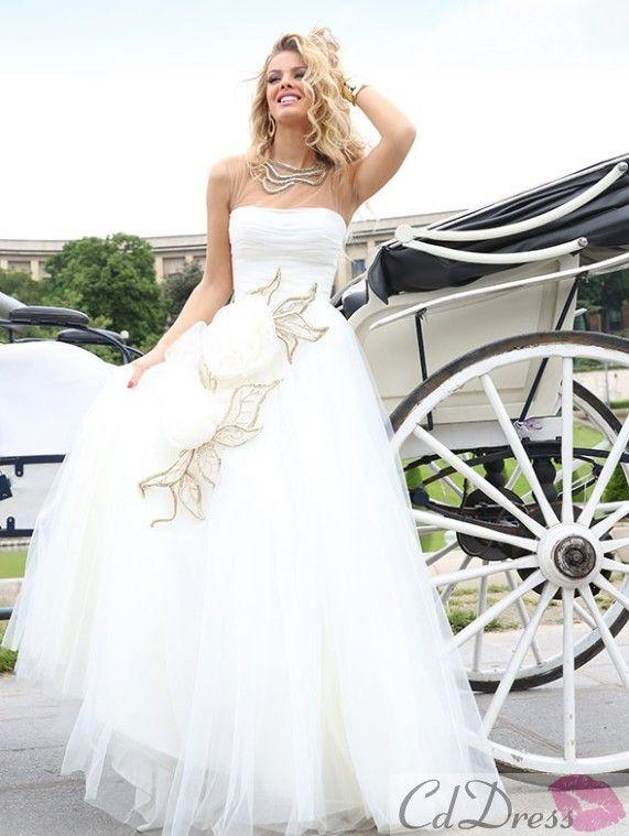 3831 besten Wedding Dress※ Bilder auf Pinterest   Hochzeitskleider ...