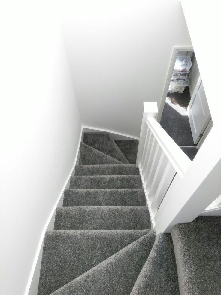 Stairs Grey Carpet White Walls Grey Carpet Bedroom Grey Carpet