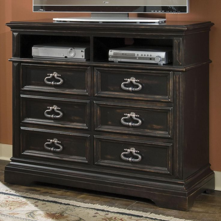 Brookfield Brookfield Media Chest By Pulaski Furniture