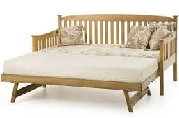 wooden daybed with trundle - Google Search