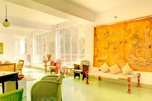 THE ROSE - a charming hotel in new delhi