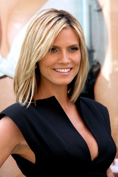 Best 25 heidi klum ideas on pinterest heidi klum hair heidi heidi klum love this hair length urmus Images