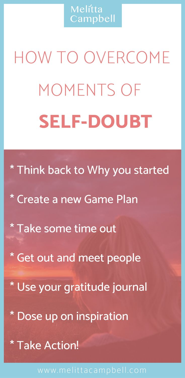 I think we've all had at least one moment of self doubt – I know personally I've had a LOT of them! Here are some strategies that have helped me get back to a happy and productive state when I've had moments of self doubt as an entrepreneur during my #HomeBusiness journey.
