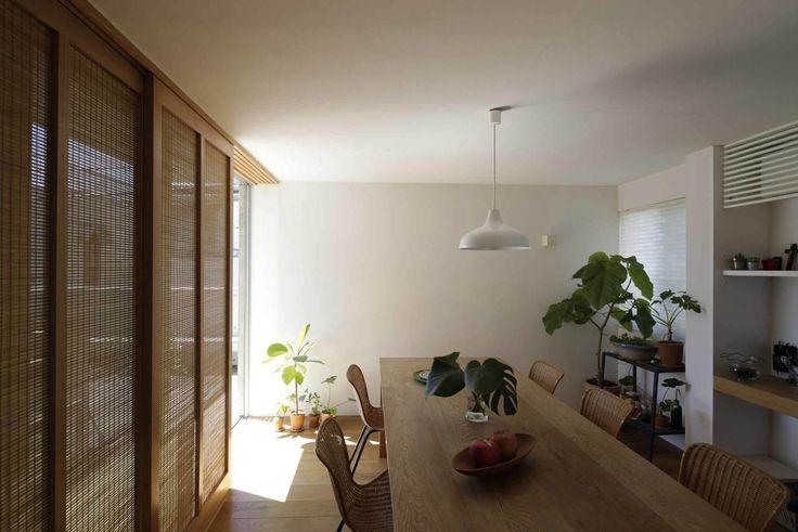 馬込の家/ Yasushi Horibe Architect & Associates official website