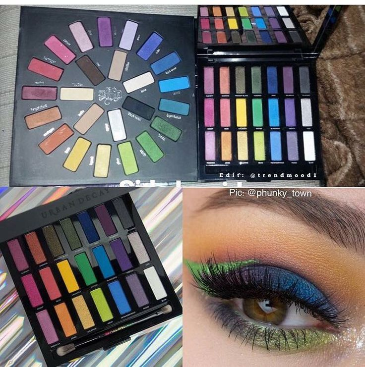 90 best Urban Decay Full Spectrum images on Pinterest | Make up ...