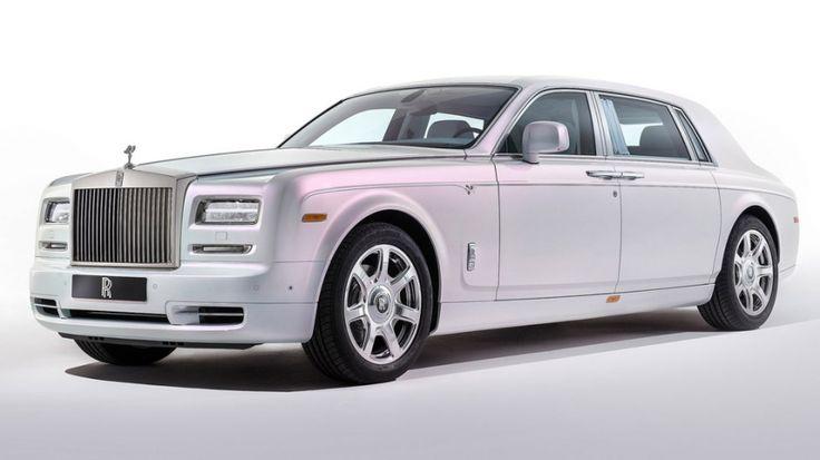 Rolls Royce Phantom Serenity, la serenidad del mejor lujo
