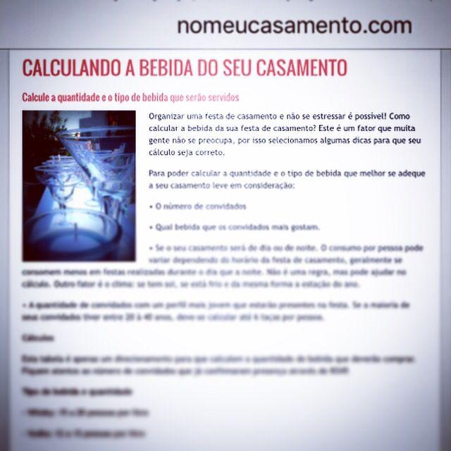 http://nomeucasamento.com/noticias.asp?codigo=45 #NoMeuCasamento #Noiva #Jundiaí #Casamento #Bride #Wedding #Mulher #Aliança #Bartender #Beleza #Bolo #Buffet #Cartório #Celebrante #Cerimonial #Cerimonialista #Convite #Decoração #DJ #Iluminação #Doce #Brigadeiro #Bemcasado #Entretenimento #Cabine #Caricatura #Cover #Enxoval #Espaço #Salão #Chácara #Filmagem #Filme #Weddingmovie #Foto #Fotografia #Kitfesta #Lembrancinha #Locação #Luademel #Modaíntima #Lingerie #Fantasia #Músico #Banda #Núpcias…