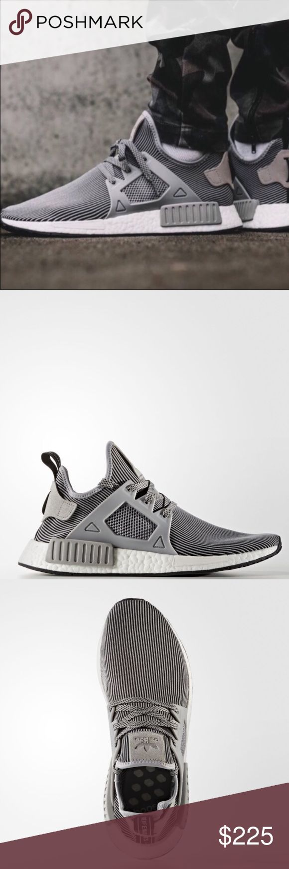 ADIDAS PRIMEKNIT NMD XR1 SNEAKERS -The Size 9 but will fit Men 9-10!   -100% AUTHENTIC & COMES WITH BOX!  -NO FLAWS! -Price is just about firm on this item due to rarity of colorway and size.    WILL LIST ON VINTED OR FASHION STASH LOWER  NO TRADES/HOLDS Adidas Shoes Sneakers