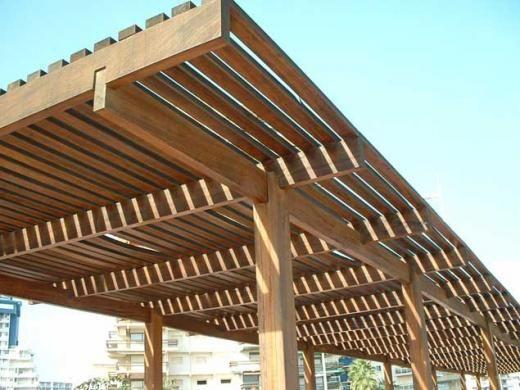Pergolas modernas de madera google search pergolas modernas pinterest search and pergolas - Pergolas modernas ...