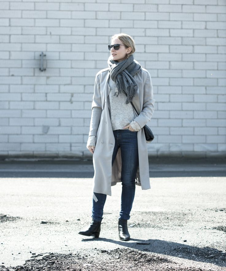 Style: easy-going. #scandistyle #minimalism #capsulewardrobe #minimalist #outfit