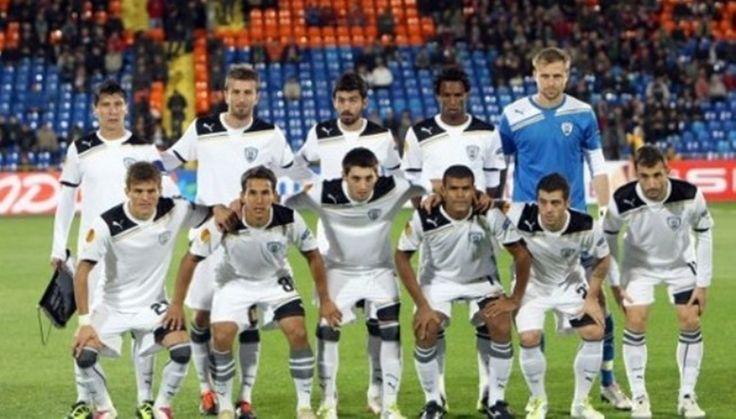 2011–12 UEFA Europa League Vålerenga (0–2) PAOK