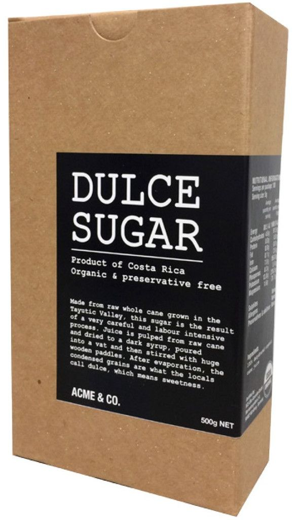 Acme Dulce Sugar