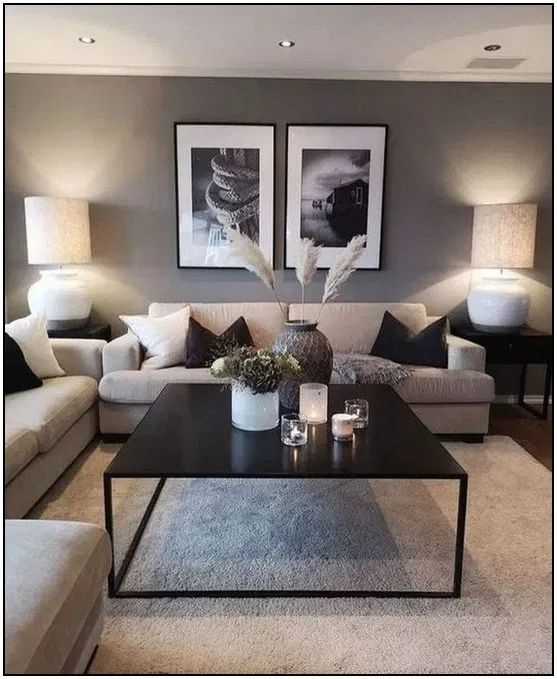 124 small living room decor ideas on a budget 25 | Pointsave.net