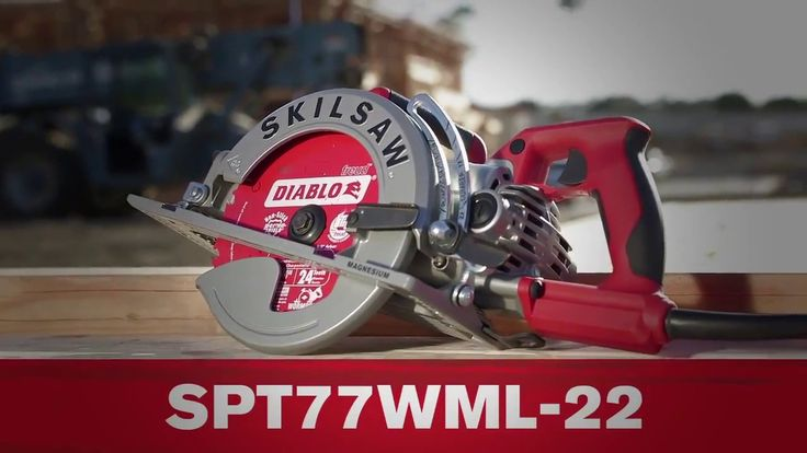"Check out our best offer Skil - spt77wml-22 7-1/4"" lightweight skilsaw worm drive with diablo carbide blade at Adam tools inc.  Visit our website - http://www.adam-tools.com/skil-spt77wml-22-7-1-4-lightweigh… Price: $219.00 #canada #mississuaga #power_tools #building_supplies #skilsaw #diablo #carbideblade #spt77wml"