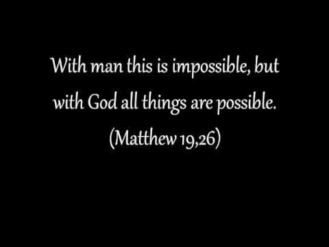 Nothing Is Impossible - Planetshakers with lyrics - YouTube