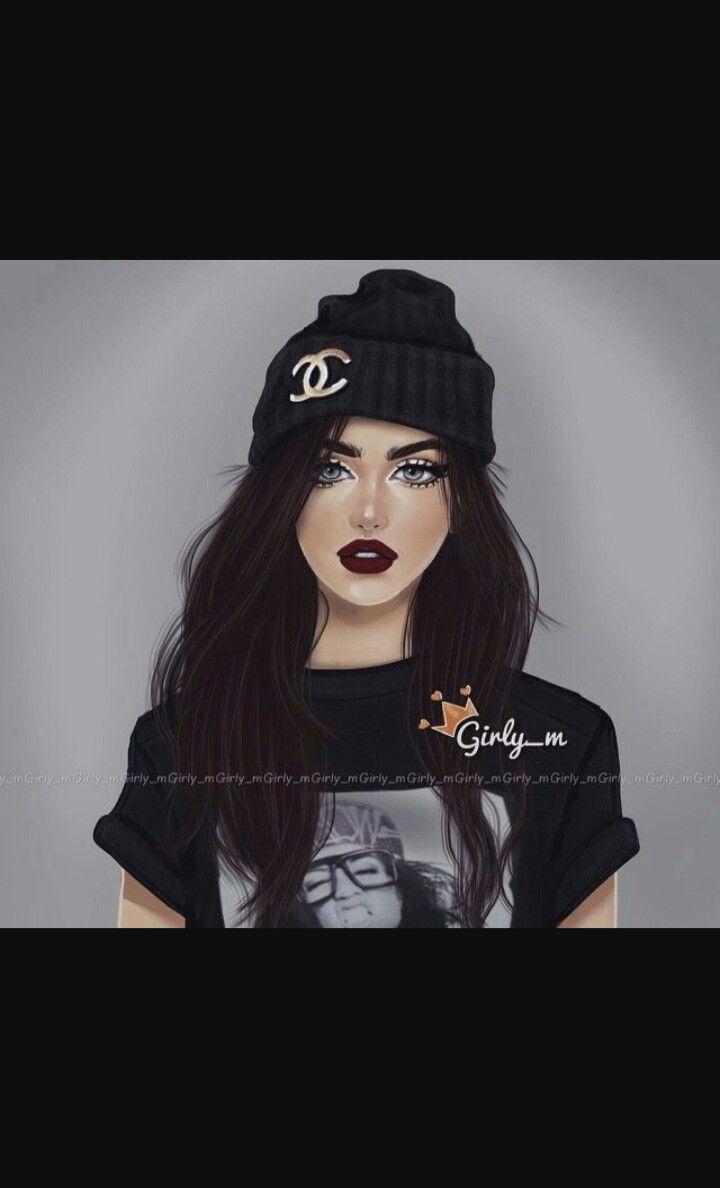 Girl swag art 4