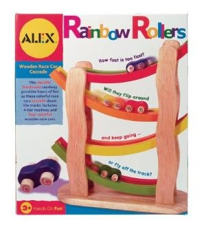 Alex Toys Rainbow Rollers: Games, Rollers Toys, Rainbows Rollers, Baby Toys, Toys Figures, Rainbows Club, Toys Rainbows, Alex Toys, Alex O'Loughlin