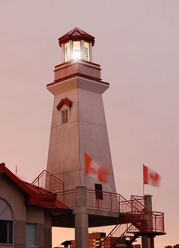 Suspended Lighthouse