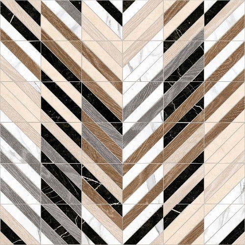thebe-r multicolor 60x60 cm. | Arcana Tiles | Porcelain tile | marble  inspiration | interior design