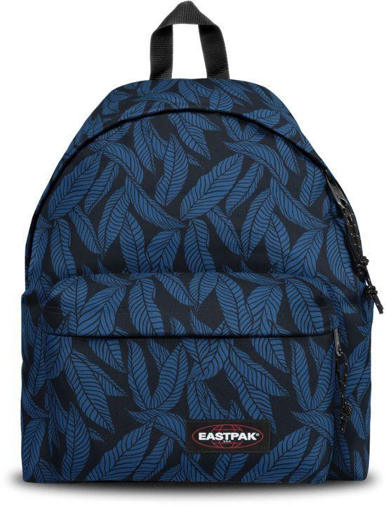 c9831c799de Eastpak Padded Pak'R Rugzak - Leaves Blue | Tassen