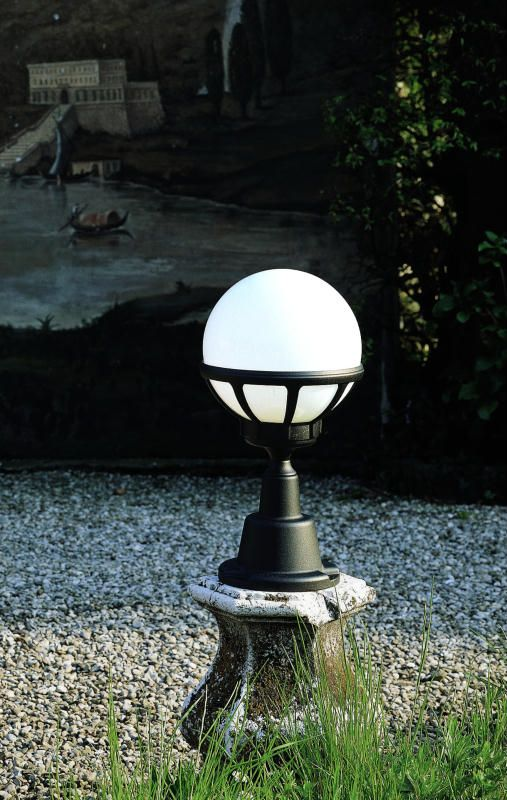 Check out this unique Napoli Globe Pedestal Lantern, £117.43. For more information visit http://www.outdoor-lighting-centre.co.uk/napoli-globe-pedestal-lantern-p-297.html