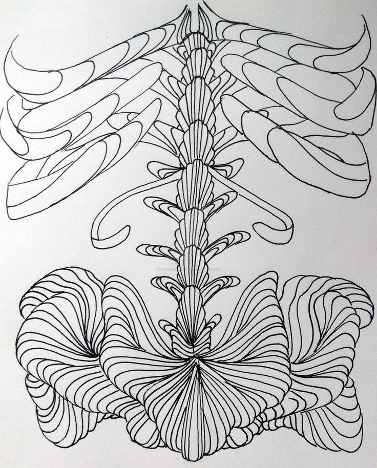 Bones by MatthewDHoffman