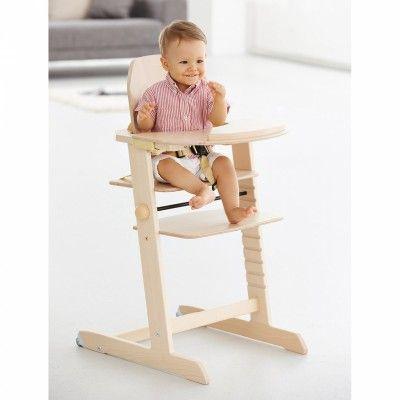 Oltre 1000 idee su chaise haute volutive su pinterest for Chaise evolutive bois