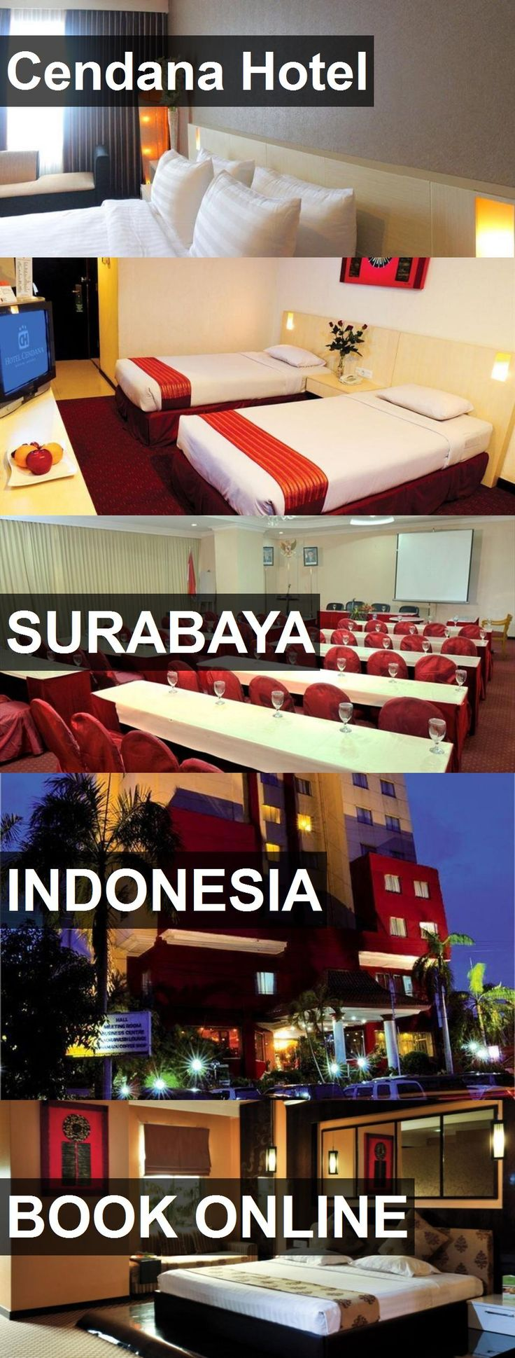 Hotel Cendana In Surabaya Indonesia For More Information Photos Reviews And
