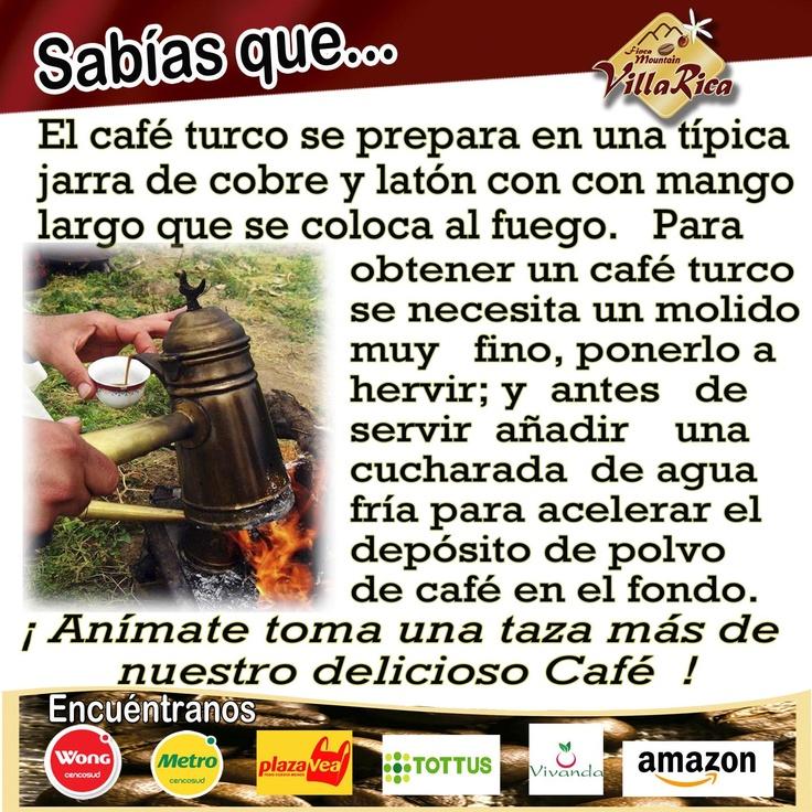 Café Turco Villa Rica