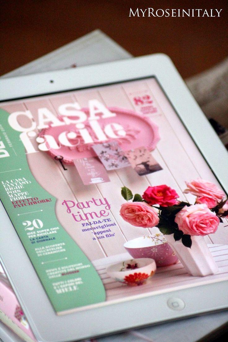 My RoseinItaly: Perché amo Casa Facile...