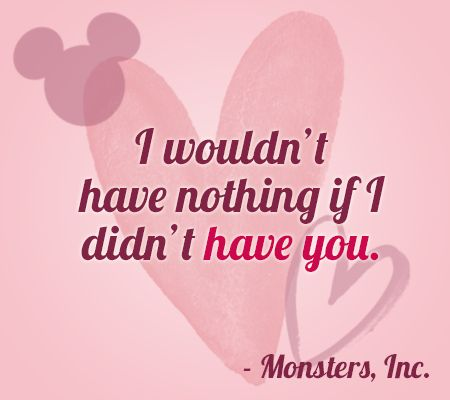 Add A Dash Of Disney Magic To Your Valentines This Year With These 24 Movie Love Quotes