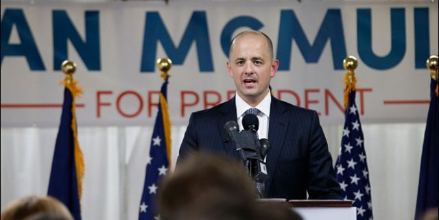 Utah Is the Political Conscience of the Nation | Meridian Magazine - LDSmag.com | An extraordinary poll released Wednesday showed Democratic presidential candidate Hillary Clinton and Republican nominee Donald Trump both losing in Utah to Evan McMullin, a conservative Mormon ex-CIA officer only on the ballot in 11 states. Here's what that really means.