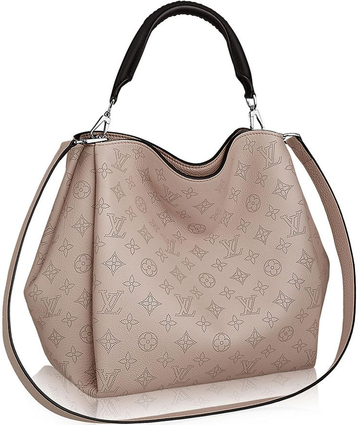 LOUIS VUITTON BABYLONE MONOGRAM LEATHER BAG
