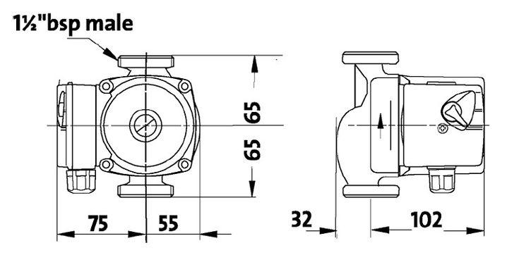 50 Grundfos Circulating Pump Wiring Diagram Da3a