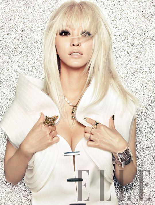 #한예슬, #레이디가가 #화보 #KOREAN #Magazine #KOREA #K-FASHION #KOREA Actor #Cool #White #dress