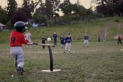 Coaching T-ball. Would love this too.