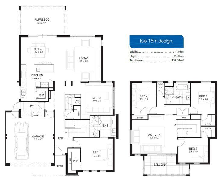 Two Storey Display Homes Perth | apg Homes More