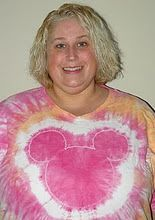 DIY Mickey tie dye. This lady is fantastic!!i made these shirts for our family trip to disney. great step by step instructions.