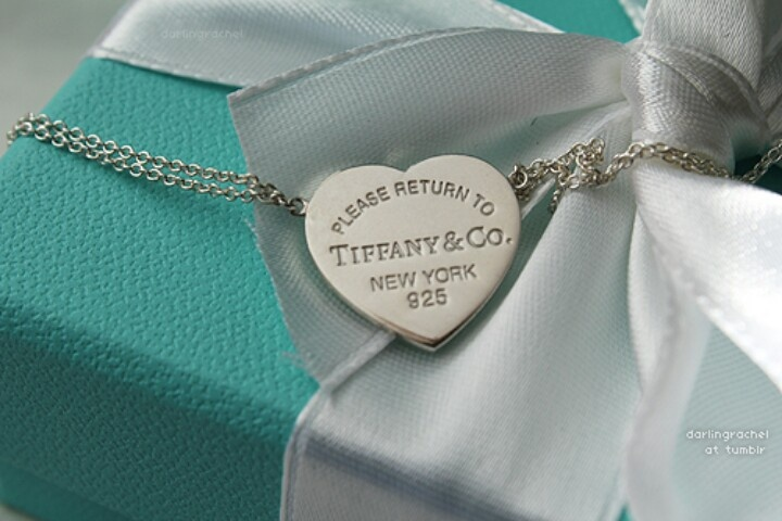 Tiffany Necklace, although I'm sure there's a better piece than this