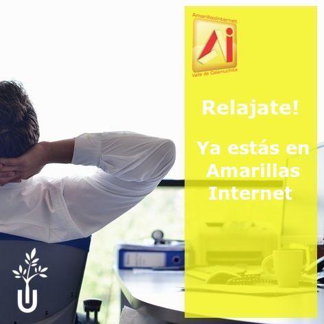 ✔️Querés aparecer en Google sólo con tu nombre de negocio, servicio o producto? ✔️Contactanos! ✔️AMARILLAS INTERNET, presentes en todo el Valle de Calamuchita. ✅Tel: 3546-464940 ✅holding@holdingfortuna.com